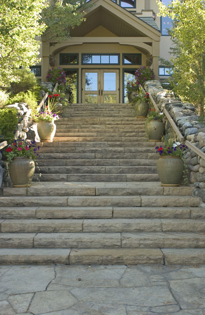 Stone Work by Gallegos Corporation